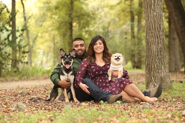 Romi and Sara Fall Photo Shoot