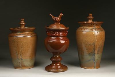 Loghouse Pottery - Jeff Dietrich