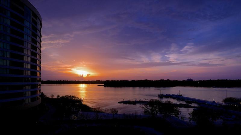 Bay Lake Dawn