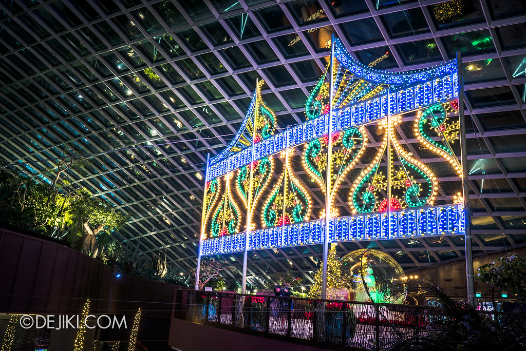 Gardens by the Bay - Merry Medley entrance arch grand