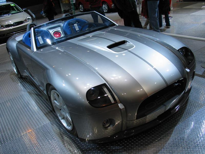 Concept 2005 Ford Cobra