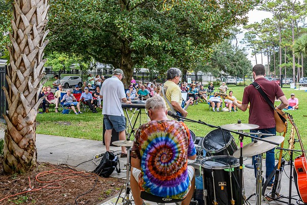 Music on the Lawn 9-19-2021