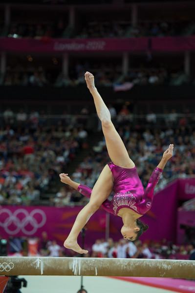 __02.08.2012_London Olympics_Photographer: Christian Valtanen_London_Olympics__02.08.2012__ND43926_final, gymnastics, women_Photo-ChristianValtanen