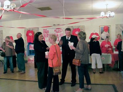 Robert Moulton Jr. mayoral campaign kick-off