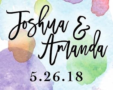 Amanda & Joshua Wedding