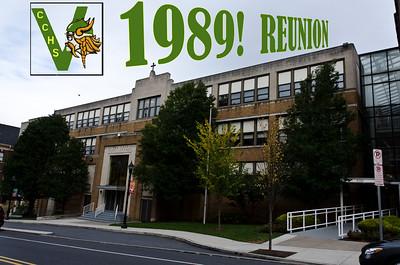 Allentown Central Catholic H.S. Reunion 1989