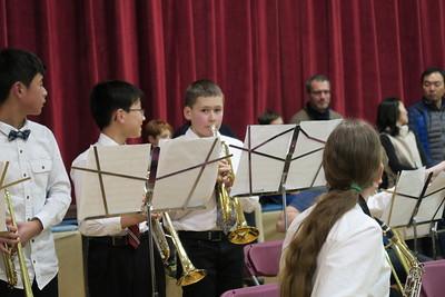 Gibbs Grade Six Concert