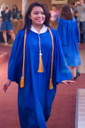 2018-06-14 Maya Graduation from CMS