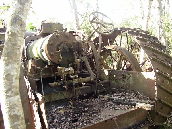 15-25 Fairbanks Morse Tractor