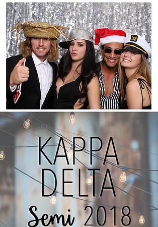 Kappa Delta Semi 2018