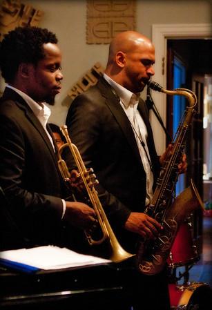 Ambrose Akinmusire & Walter Smith III
