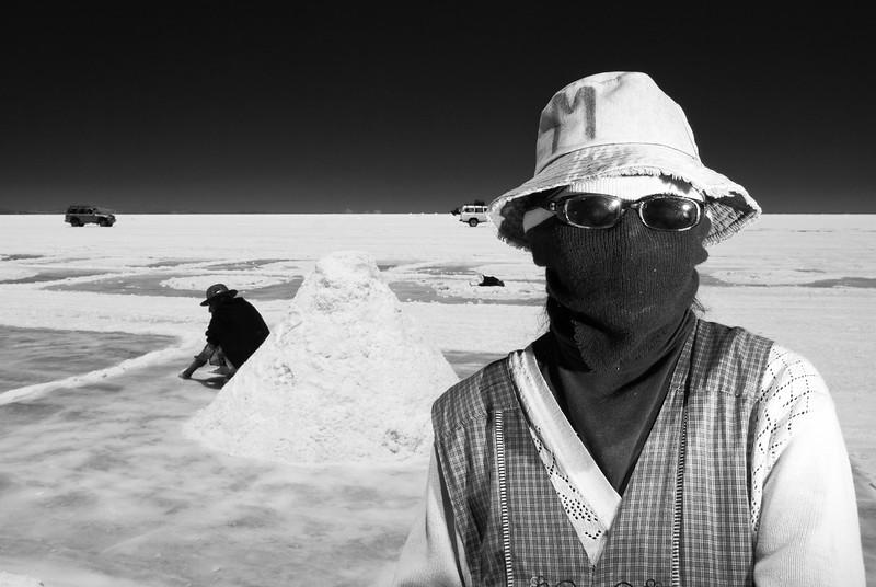 The saltworker