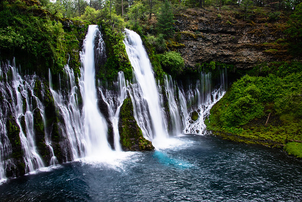 McArthur-Burney Falls SP, California