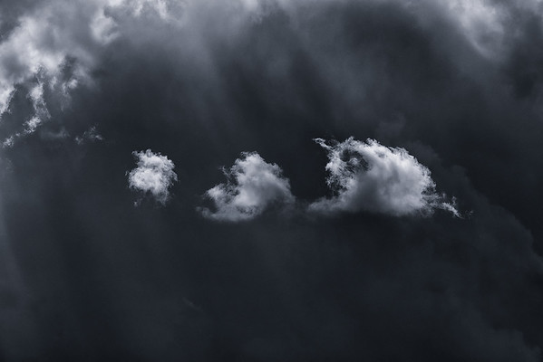 Open Your Imagination - Cloud Abstracts