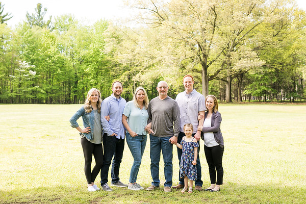Wyoming Michigan Lucas Family Portraits 2019