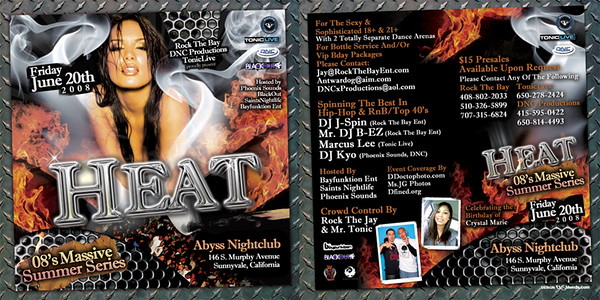 Heat @ Abyss --- 6/20/08 [18+]