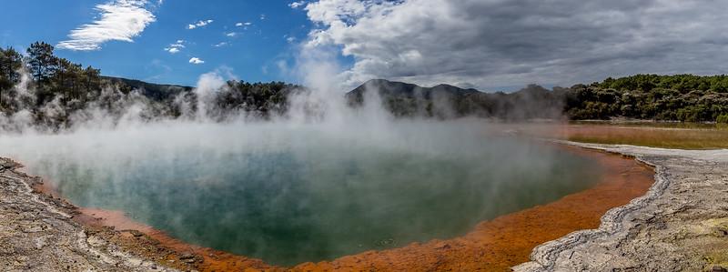 Wai-O-Tapu: Champagne Pool