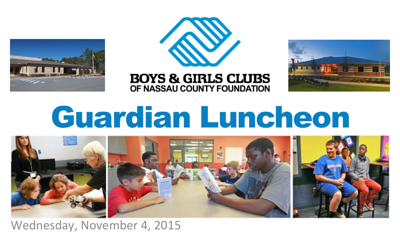 BGCN Guardian Luncheon 2015