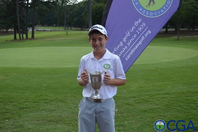 20th NC Junior Boys' 13 and Under Championship