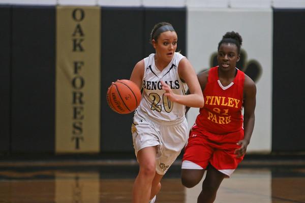 1-17-17 Girls Basketball Senior Night