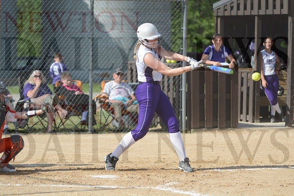 Baxter Softball vs. Tripoli 6-10-19