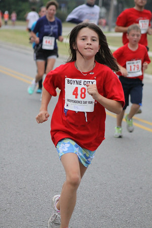 Featured - 2013 Boyne City Independence Day Run