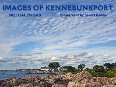 2021 Images of Kennebunkport Calendar