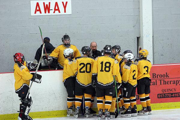 Bruins vs. Sharks  Mon 3/20