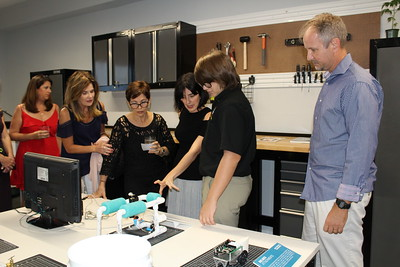 TASIS Dorado STEAM Fab Lab Inauguration & Open House