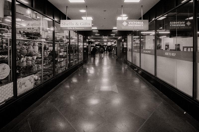 University Arcade