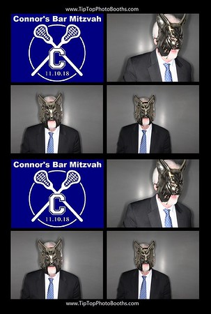 Connor's Bar Mitzvah