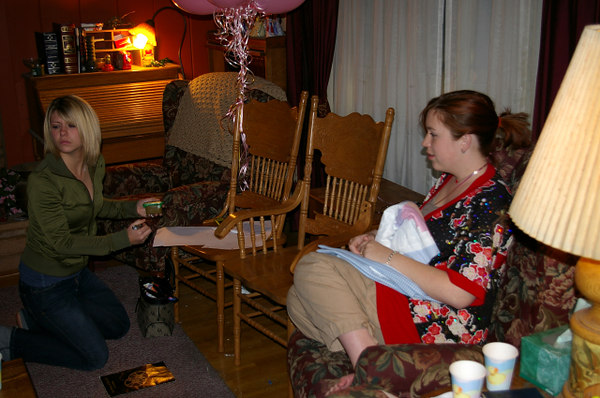 Holly's Baby-Showers