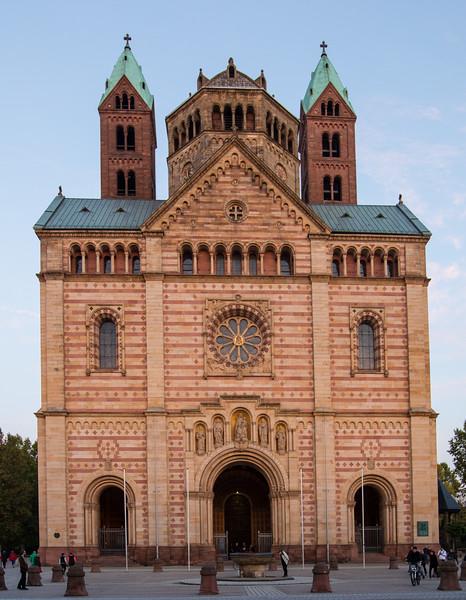 Walk around Speyer
