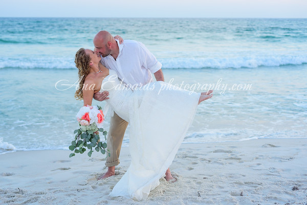 Mr. and Mrs. Miller.  The Opulent Pearl  |  Panama City Beach