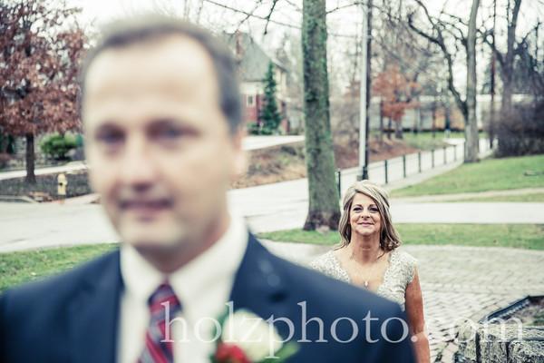 Teresa & Steve Creative Wedding Photos