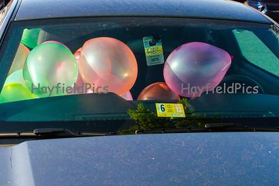 Sadie Hawkins Balloon Car
