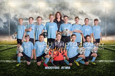 Spring Soccer- U12 Teams