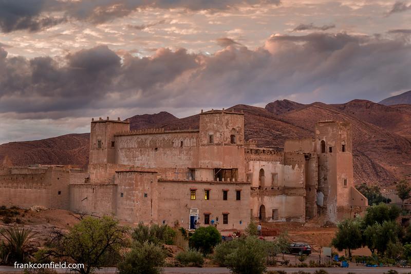 Near Taliouine, Morocco