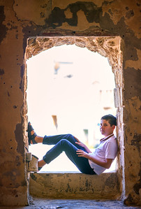 Portraits in Old Yaffo
