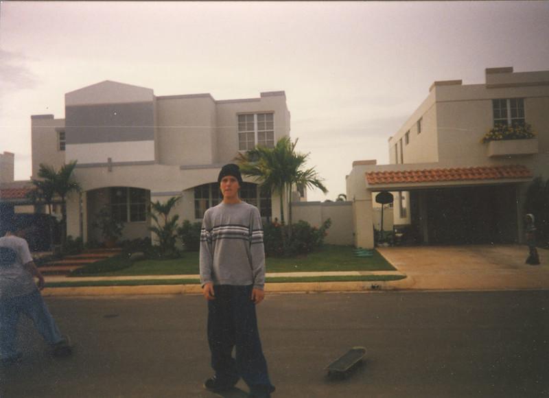 Bryan at Estancias