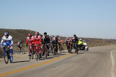 Slammer Road Race March 14, 2010