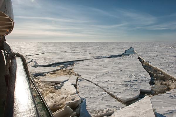 Crushing the Ice