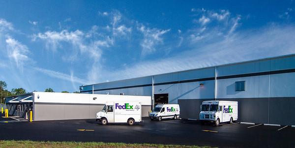 0813 SunCap FedEx Blauvelt NY