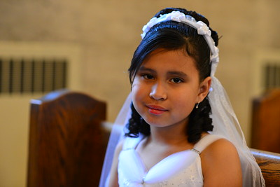 Sacred Heart 1st Communion 2015