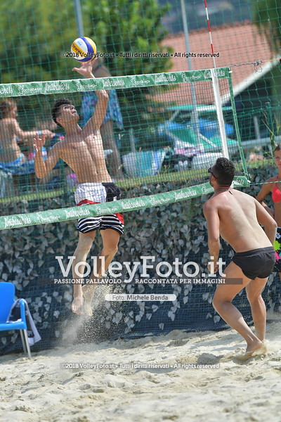 presso Zocco Beach PERUGIA , 25 agosto 2018 - Foto di Michele Benda per VolleyFoto [Riferimento file: 2018-08-25/ND5_8647]