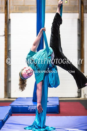 Youth Aerial Arts - 16 Feb 2015