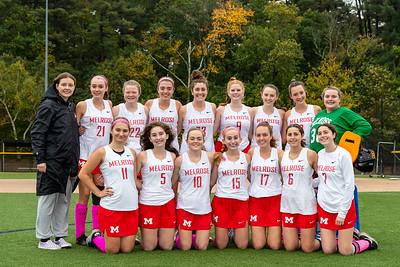 MHS Girls Field Hockey vs Burlington 25OCT21