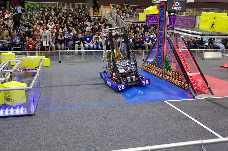 2854 pushes alliance partner and helps get it restarted