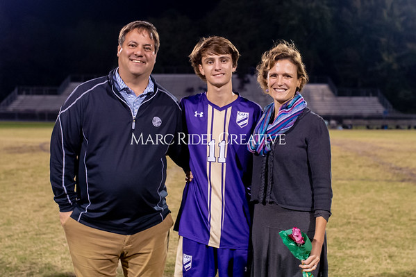 Broughton soccer senior night vs Leesville. October 21, 2019. D4S_8548