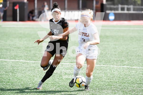 9.2.2018 - Loyola Women's Soccer vs. Oklahoma State